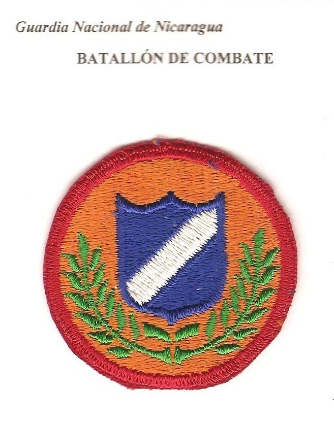 Nicaraguan National Guard Patches 002_co10