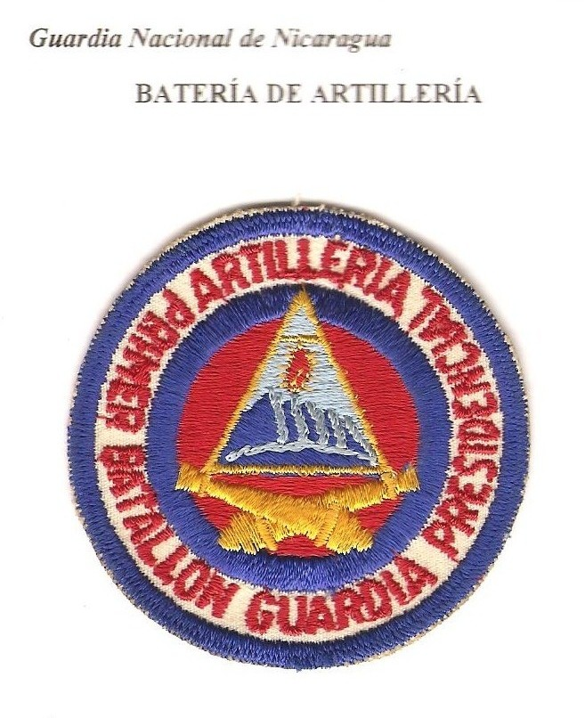 Nicaraguan National Guard Patches 002_co11