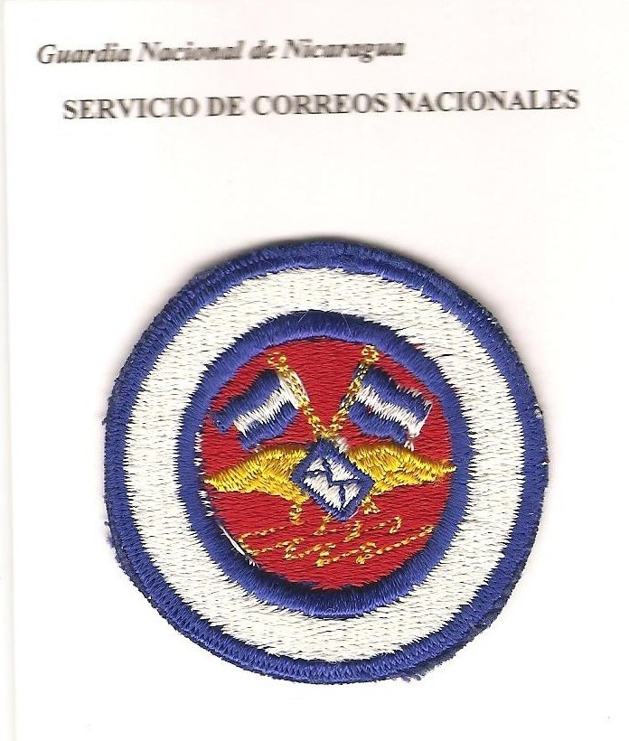 Nicaraguan National Guard Patches 003_co12