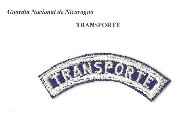 Nicaraguan National Guard Patches 005_co10