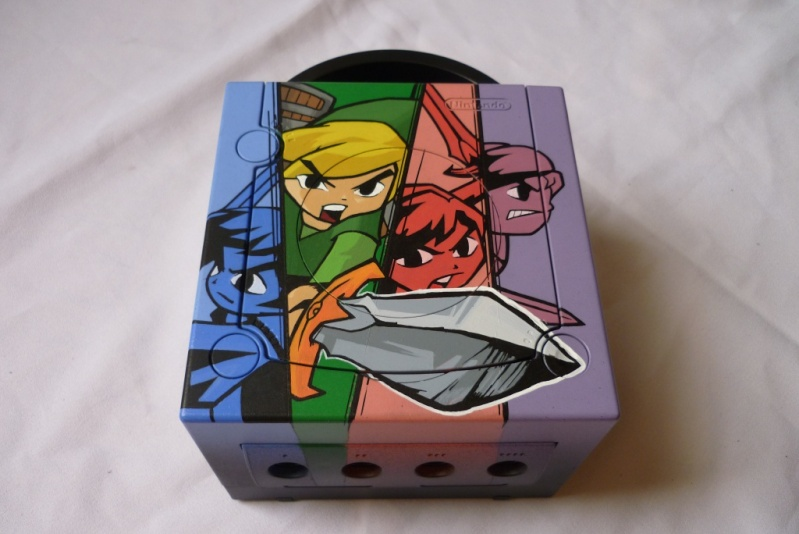 -= CUSTOM GAMECUBE =-  37684210