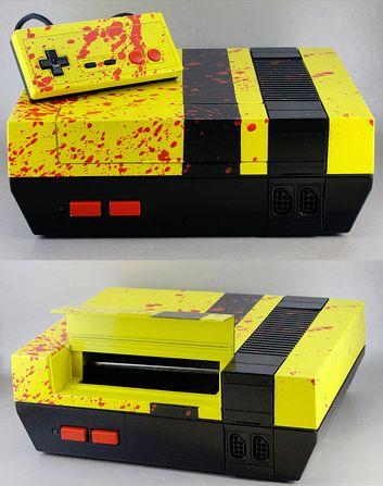 -=  CUSTOM NES  =- Custom10