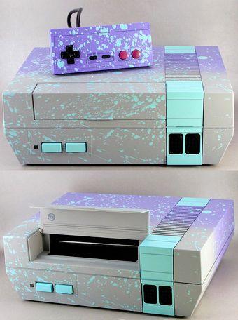 -=  CUSTOM NES  =- Custom11