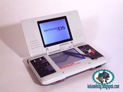 -= CUSTOM NINTENDO DS Fat=-  Dsnes10