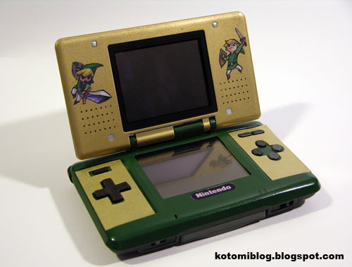 -= CUSTOM NINTENDO DS Fat=-  Dszeld10