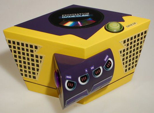 -= CUSTOM GAMECUBE =-  Furbe110