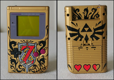 -= CUSTOM GAME BOY (Fat, Pocket et Color) =-  Gamebo11