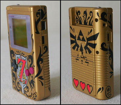 -= CUSTOM GAME BOY (Fat, Pocket et Color) =-  Gamebo12