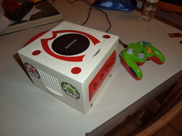 -= CUSTOM GAMECUBE =-  Gamecu13