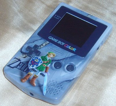 -= CUSTOM GAME BOY (Fat, Pocket et Color) =-  Gbclin10