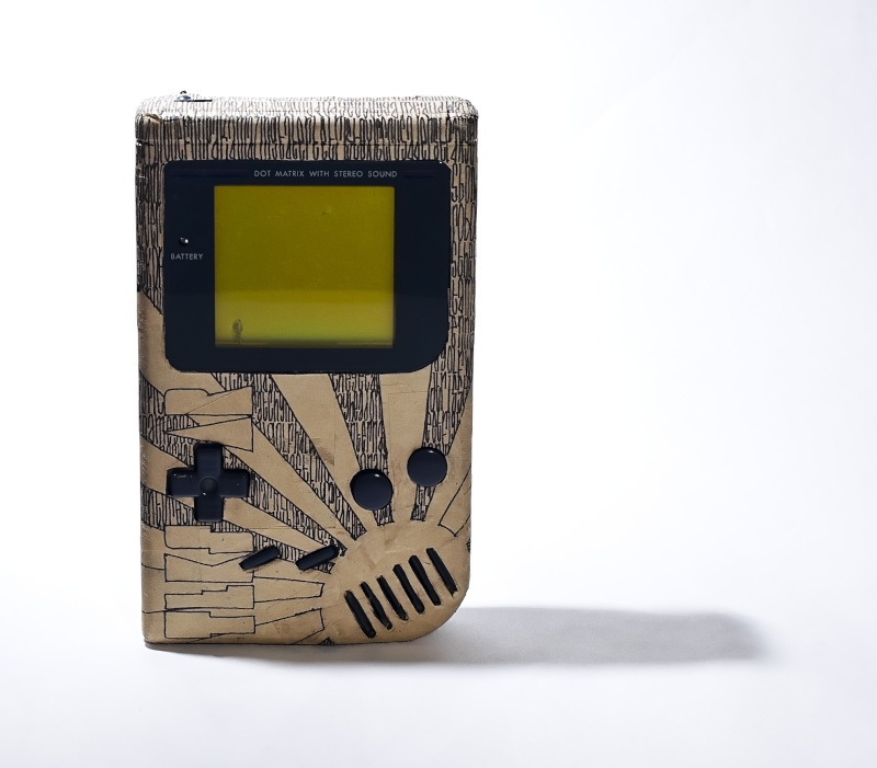 -= CUSTOM GAME BOY (Fat, Pocket et Color) =-  Imgp8412