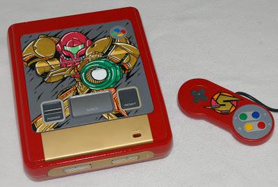 -= CUSTOM SUPER NES  =- Snes-m10