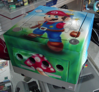 -= CUSTOM GAMECUBE =-  Superm10