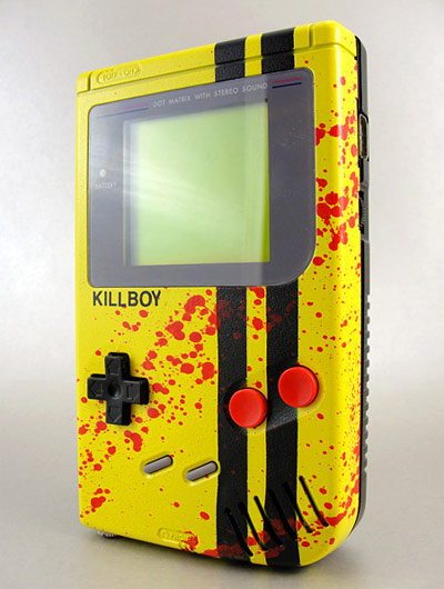 -= CUSTOM GAME BOY (Fat, Pocket et Color) =-  Tumblr13