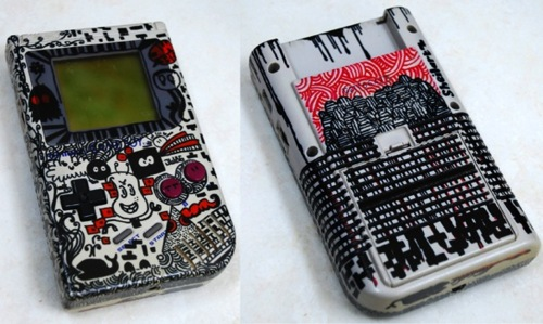 -= CUSTOM GAME BOY (Fat, Pocket et Color) =-  Tumblr14