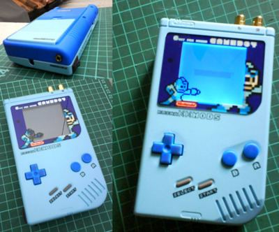 -= CUSTOM GAME BOY (Fat, Pocket et Color) =-  Tumblr23