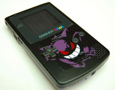 -= CUSTOM GAME BOY (Fat, Pocket et Color) =-  Tumblr24