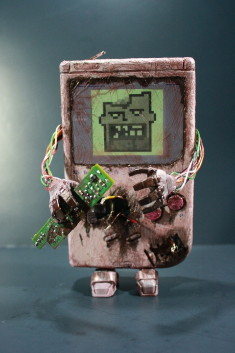 -= CUSTOM GAME BOY (Fat, Pocket et Color) =-  Zombie10