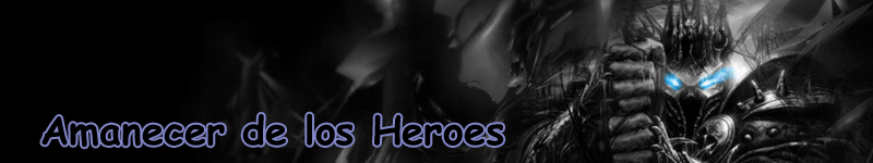 Amanecer de los Heroes