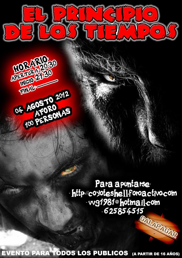 II Evento temático, El principio de los tiempos,4.08.12 El Bosque, Galapagar El_pri10