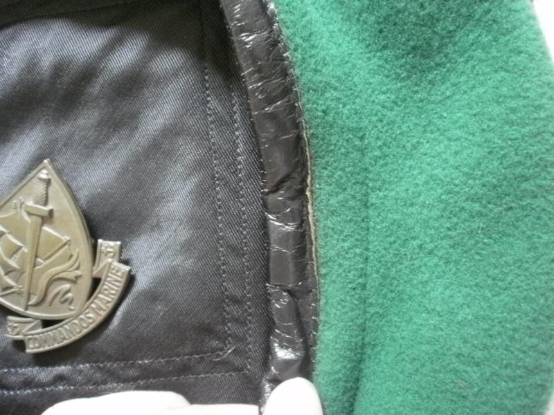 Béret Commandos Marine P7160312