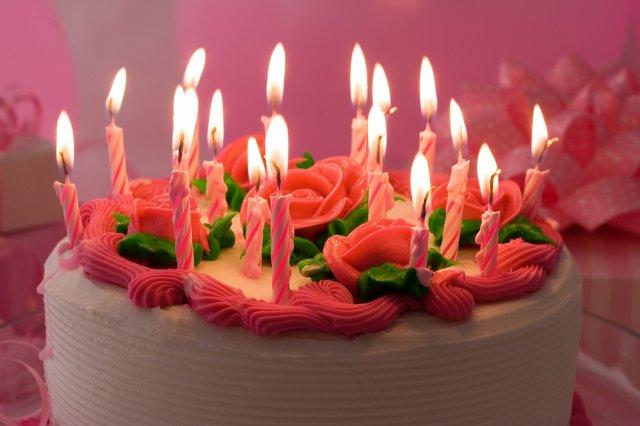 Joyeux anniversaire Paradise 18444413