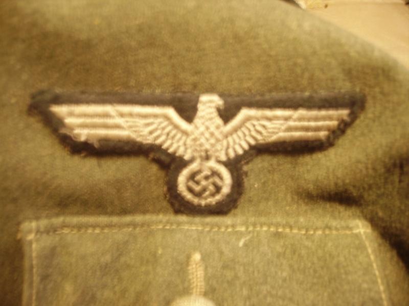 Vareuse M36 allemande comment les identifier.!!!! Feldbl14