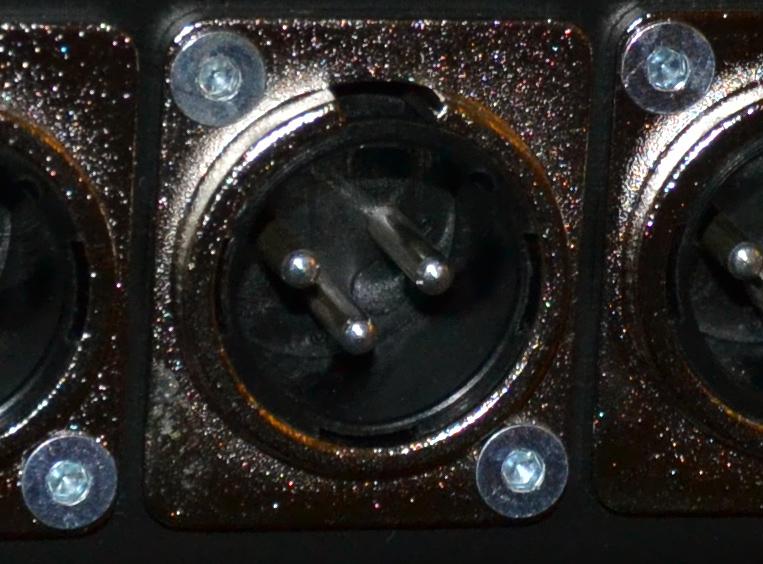 L'impianto di Amuro V2.0 Xlr10