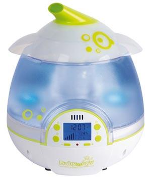 Humidificateur ou brumisateur / ioniseur? Babymo10