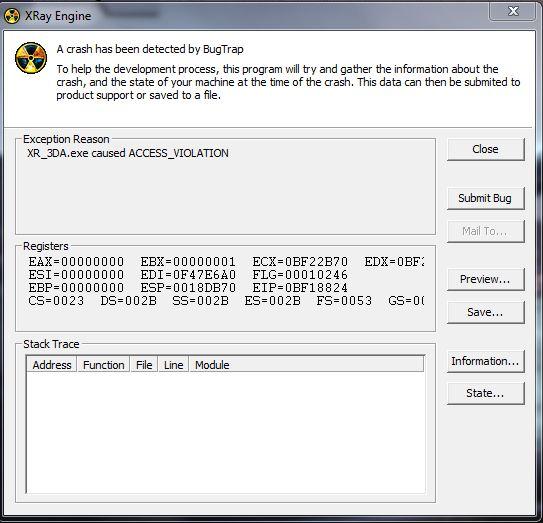 DMX 1.3.5 CRASH DESKTOP Cause a Server Gamespy! Captur18