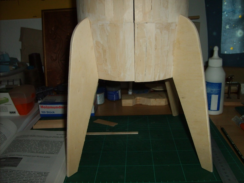Spielrakete aus Holz Sd530913