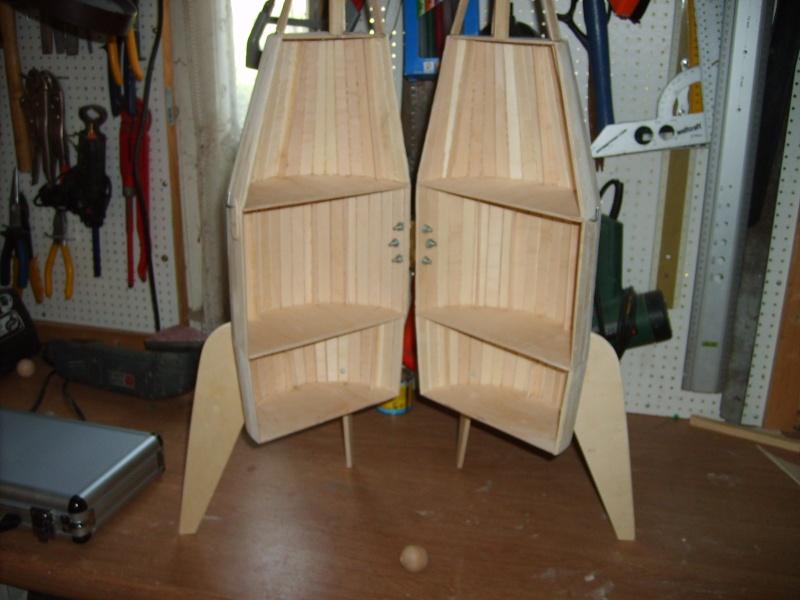 Spielrakete aus Holz Sd530916