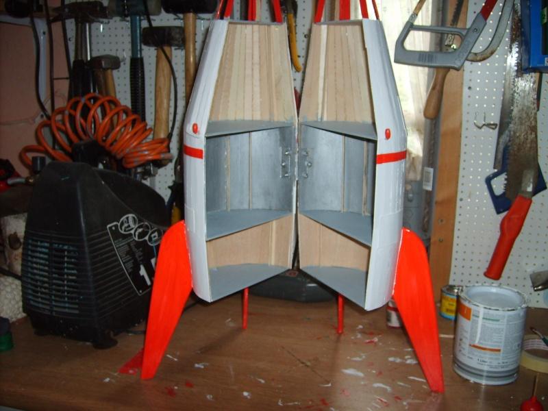 Spielrakete aus Holz Sd531027