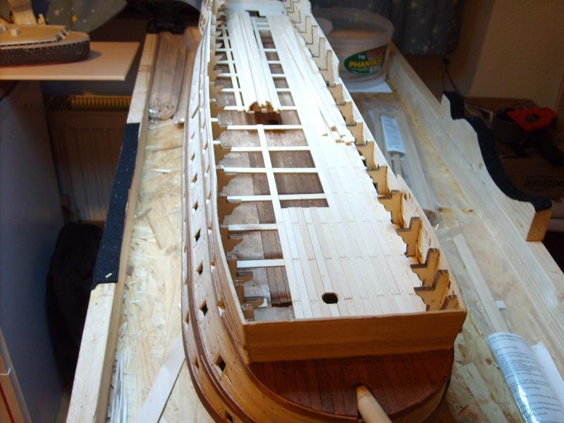Bernds Baubericht Victory aus Holz  Sd531121