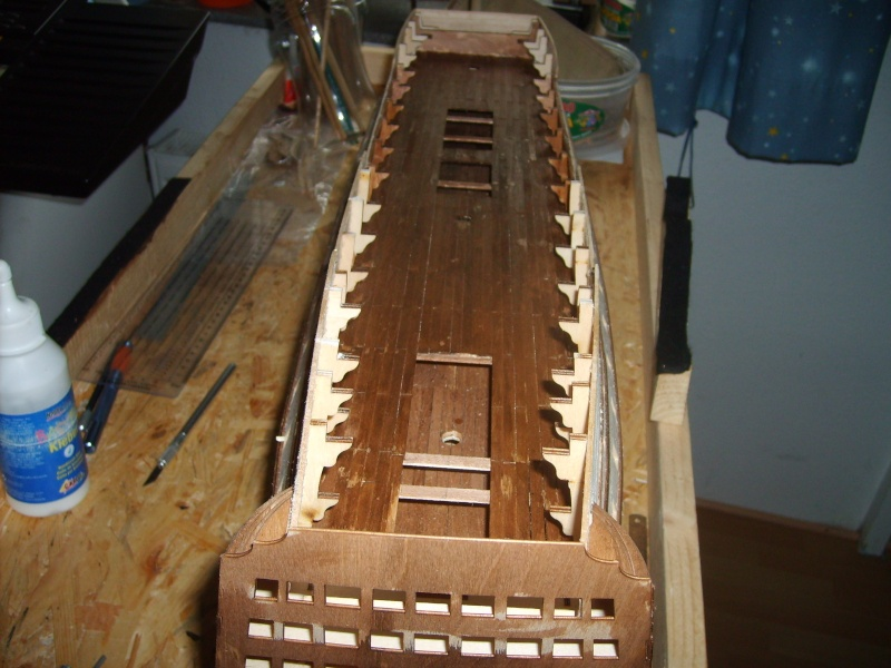 Bernds Baubericht Victory aus Holz  Sd531410