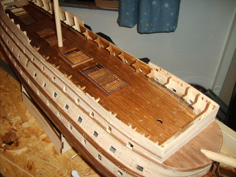 Bernds Baubericht Victory aus Holz  Sd531419