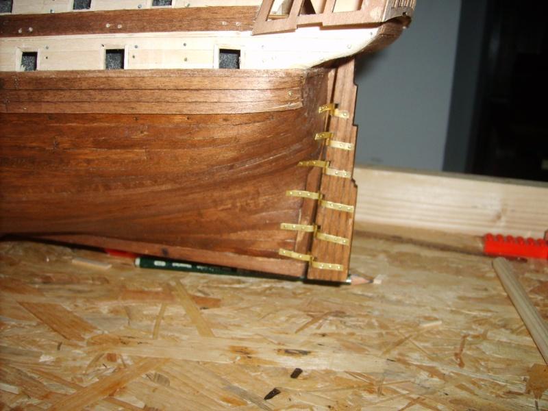Bernds Baubericht Victory aus Holz  Sd531435