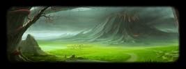 La montagne Sombre