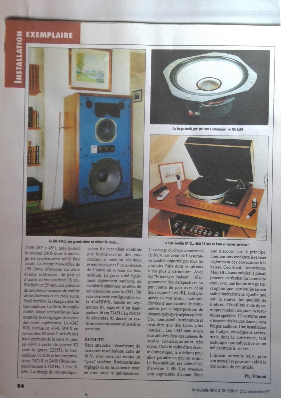 4343 STUDIO MONITOR - Page 2 P6410