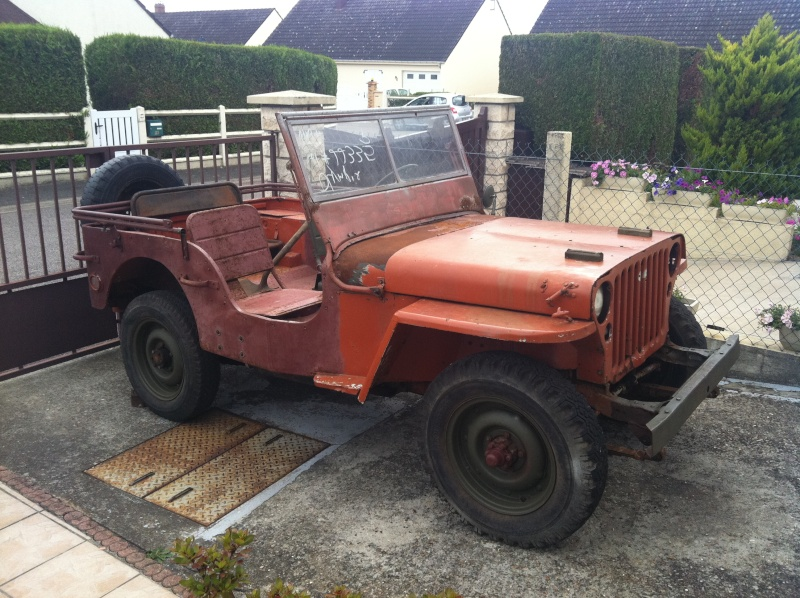 Willys MB - 1943 02210