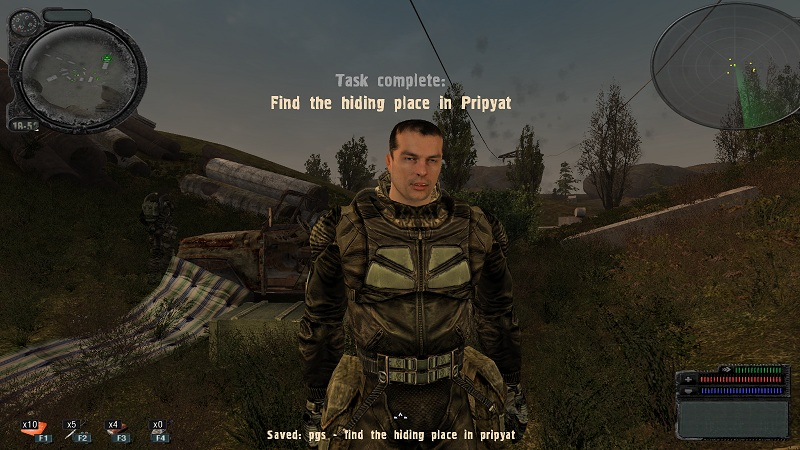 The Quests Of Kostya  3110