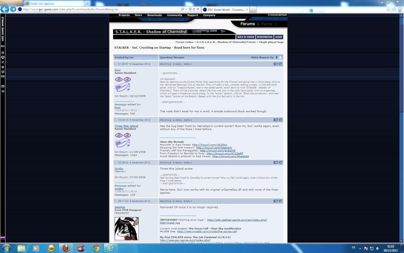 DMX 1.3.5 CRASH DESKTOP Cause a Server Gamespy! K13