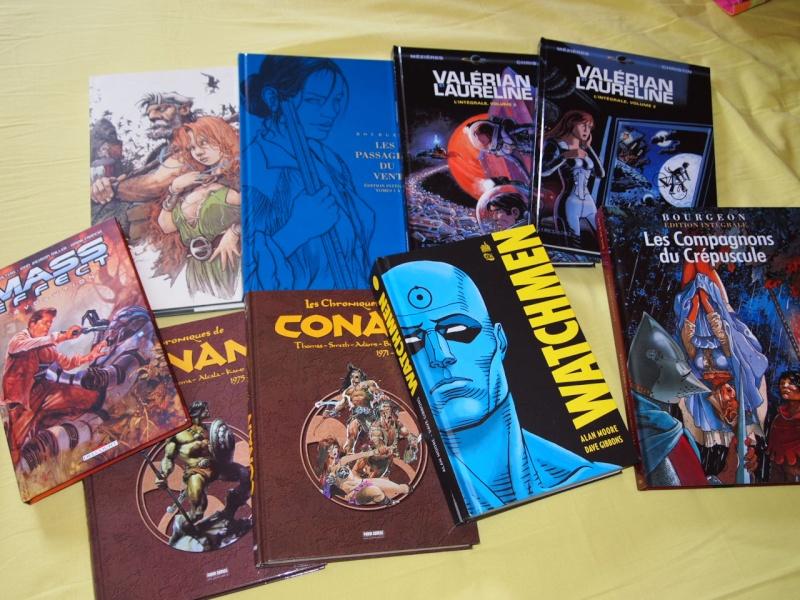 Qui lit des mangas/comics ici? - Page 3 P3242511