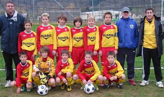 Groupement du Football Louhannais Les-u110