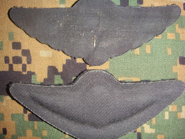 Canadian Para wings and patches help required. Cdn_wi11
