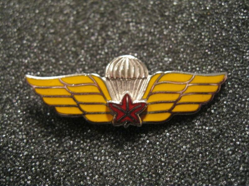 Canadian Para wings and patches help required. Kgrhqq10