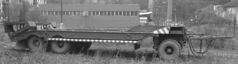 Schwerlastanhänger P32 510