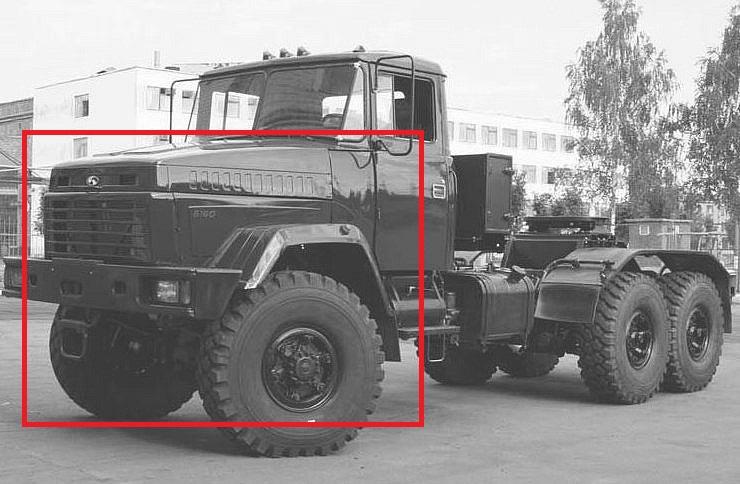 Kraz 2664 Sattelzugmaschine 6000_r10