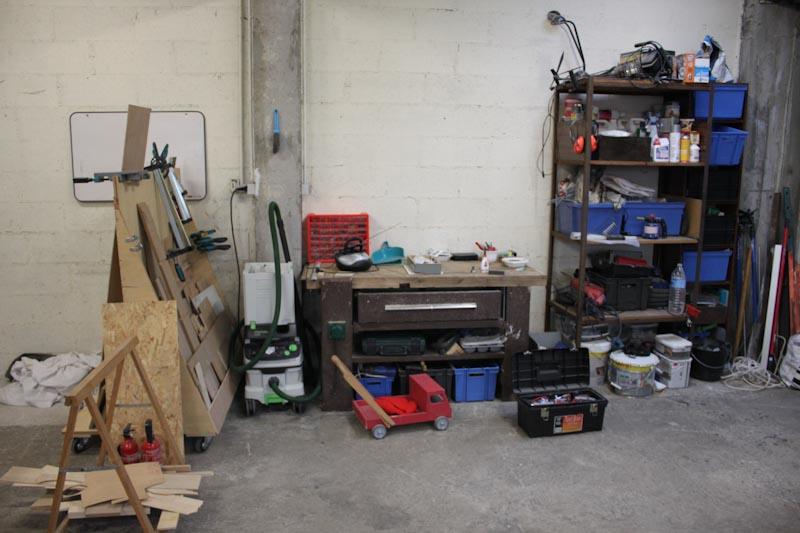 Mon atelier a aménager Atelie12