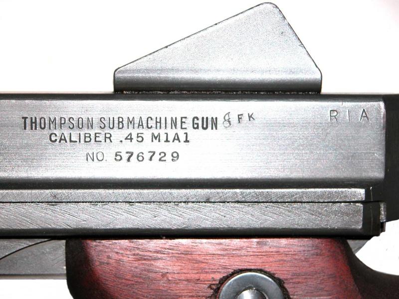thompson M1a1 20030011